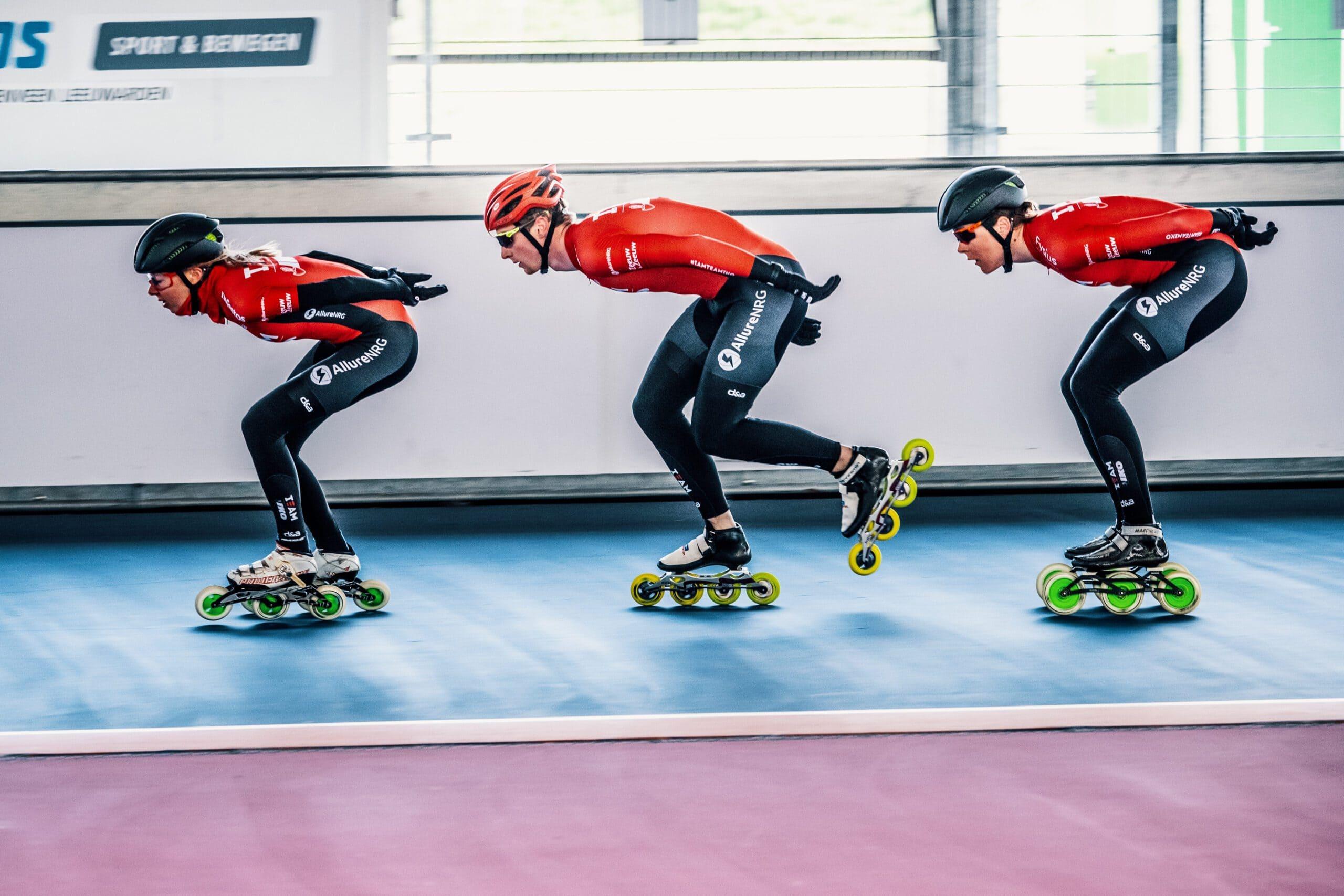 AllureNRG sponsor Team IKO